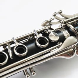 Woodwind music instruments